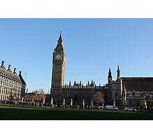 Big Ben, London, England Photographic Print