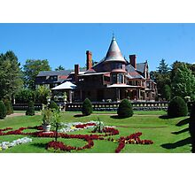 Sonnenberg Mansion Photographic Print