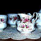 My English Tea Set by Judi Taylor