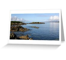 bantry bay Greeting Card