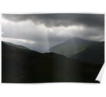 ring of kerry mnts Poster