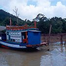 Koh Chang Ferryboat by Kinniska