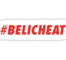#BELICHEAT Sticker