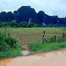 Recent Rains by Kinniska