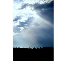 Afternoon Rays...... Photographic Print