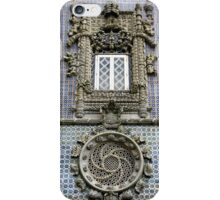 Portugese Late Gothic Style Facade iPhone Case/Skin