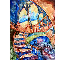 The Staircase Photographic Print