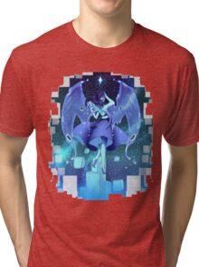 Lapis Lazuli Tri-blend T-Shirt