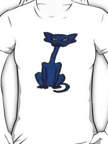 Blue Burmese T-Shirt