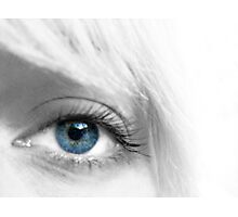 Soft Eyes Photographic Print