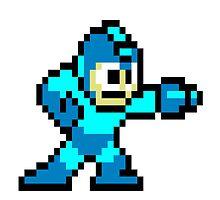 Megaman by BIGSAUCE
