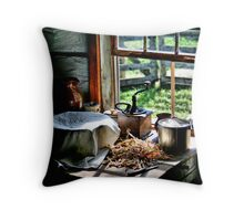 Bread & Biscuits Throw Pillow