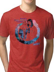 Community: Evil Jeff & Evil Annie Tri-blend T-Shirt
