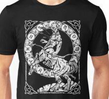 Zombstrology Sagittarius  Unisex T-Shirt