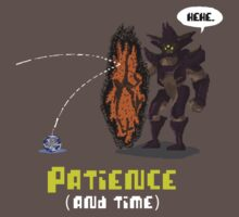 Hive Knight Patience by pixelplayground