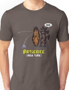Hive Knight Patience Unisex T-Shirt