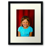 Photo Booth Framed Print