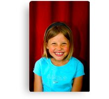 Photo Booth Canvas Print