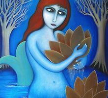 I heard the Mermaids singing... by Cheryl Peteresen
