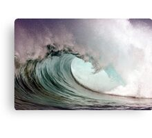 Wave of Mystery Canvas Print