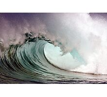 Wave of Mystery Photographic Print