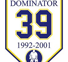 The DOMINATOR #39 by TRStrickland