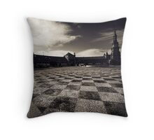 Castling Throw Pillow