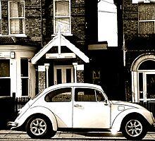 VW Beetle  by mistertof