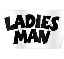 Ladies Man Poster