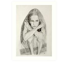 Kirsten 2000 Art Print