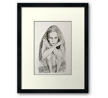Kirsten 2000 Framed Print