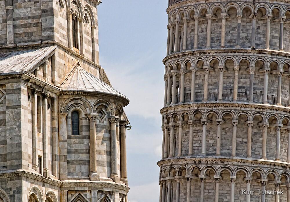 Pisa by Kurt  Tutschek