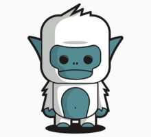 Little Yeti by mocharobot