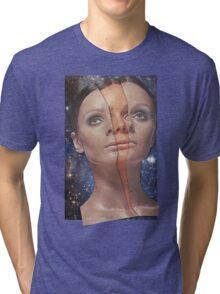 A DOLL. Tri-blend T-Shirt