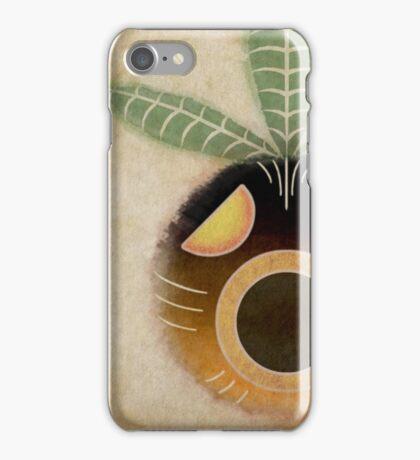 Legend of Zelda - Deku Mask Weathered iPhone Case/Skin