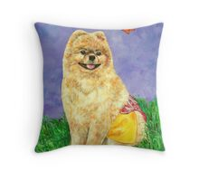 I Love Dressing Up Throw Pillow