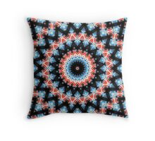 black blue and red mandala star auf Redbubble von pASob-dESIGN