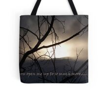 to see.... Tote Bag