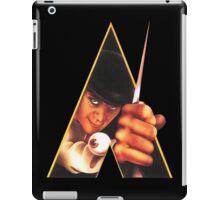 Clockwork Orange Stanley Kunrick iPad Case/Skin