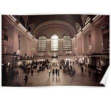 Grand Central Station. New York. Poster