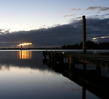 Tuggerah lakes by RTuite