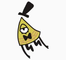 Bored Bill Cipher From Gravity Falls Kids Clothes