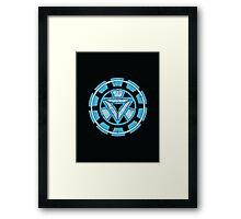 Iron Man - Reactor Framed Print