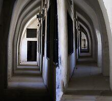 Mental prison by Moshe Cohen