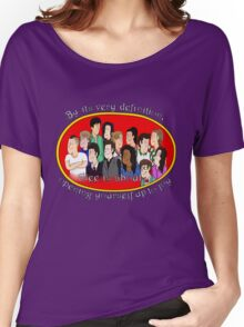 Glee Is About Opening Yourself Up To Joy Women's Relaxed Fit T-Shirt