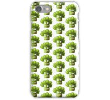 Funny Broccoli Pattern iPhone Case/Skin