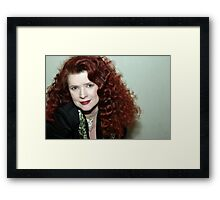 Okay, I lied. Framed Print
