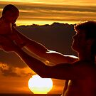' FATHER AND SUN ' by kfbphoto