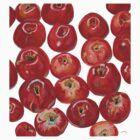 Red Apples by Vitali Komarov