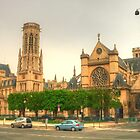 Saint-Germain l'Auxerrois, Paris II by Michael Matthews